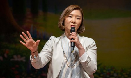 Spring Great Works: International President Sun Jin Moon's Special Lecture
