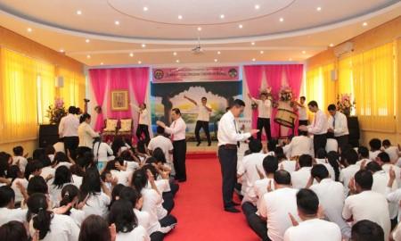 Heavenly Latin America Hyojeong CheonBo Bolivia Special Event