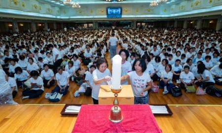 *Great Works: Hyojeong Offering Prayer