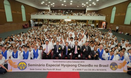 Heavenly Latin America Hyojeong CheonBo Brazil Special Event in Sao Paulo