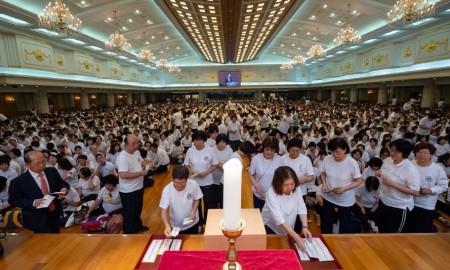 Autumn Great Works: Hyojeong Offering Prayer