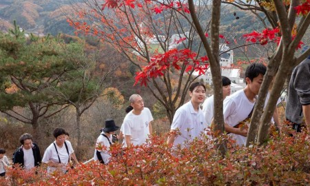 Autumn Great Works: Holy Ground Pilgrimage for the Inheritance of Heavenly Fortune