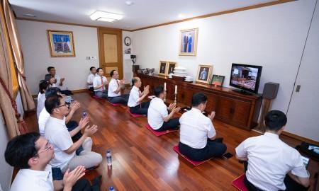 1513th Hyojeong CheonBo Video Workshop held in Japan