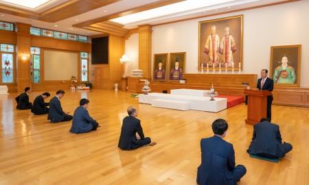 Great Works: Opening Prayer