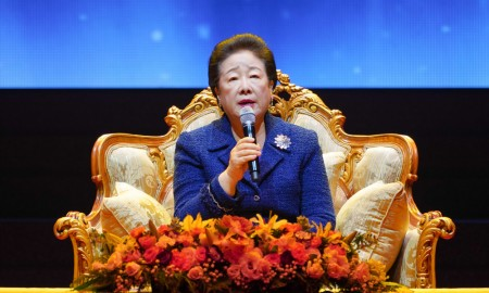 True Mother's speech at Grand CheonBo Festival