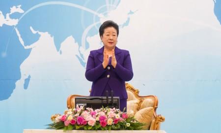 True Parents' Special Meeting with Korean Pastors