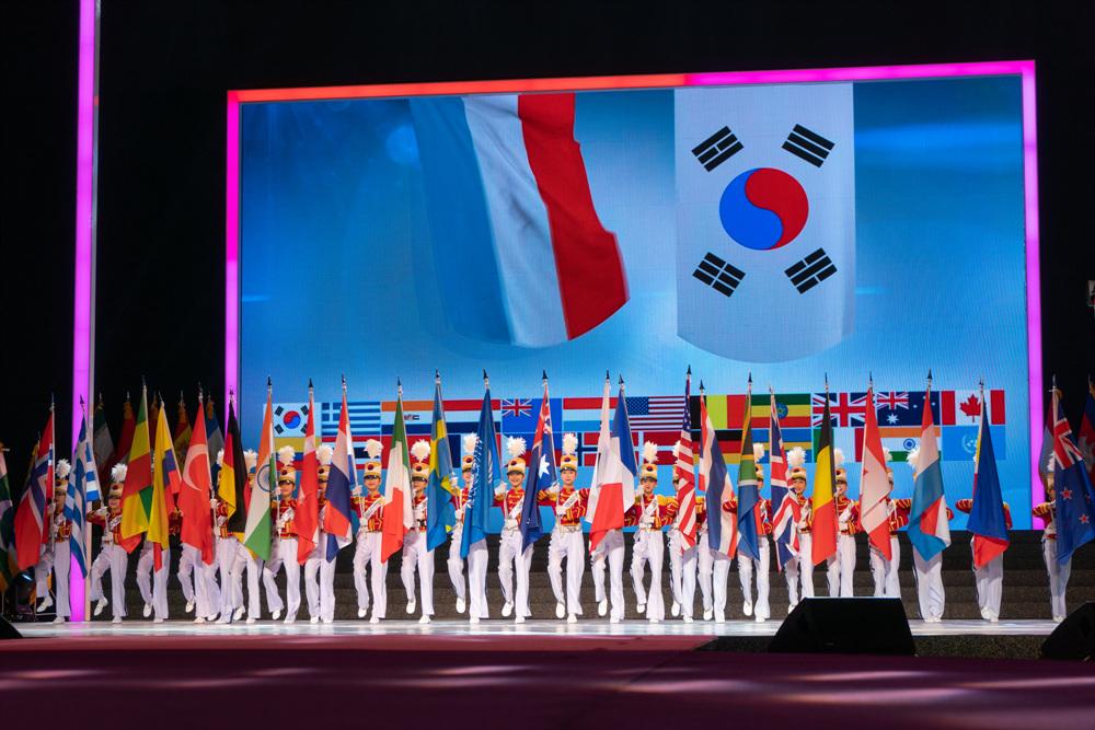 제3회 신통일세계 안착을 위한 희망전진대회 / 2020.11.22