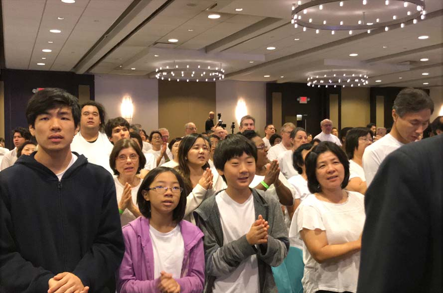 2018 America Tour Hyojeong Cheongpyeong Special Event in Chicago