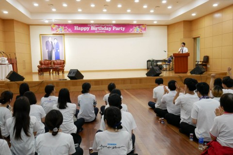 223rd 40-day, Birthday Party