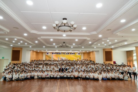 1481st Hyojeong CheonBo 2-day Workshop (Spirit World and Physical World Matching Ceremony)